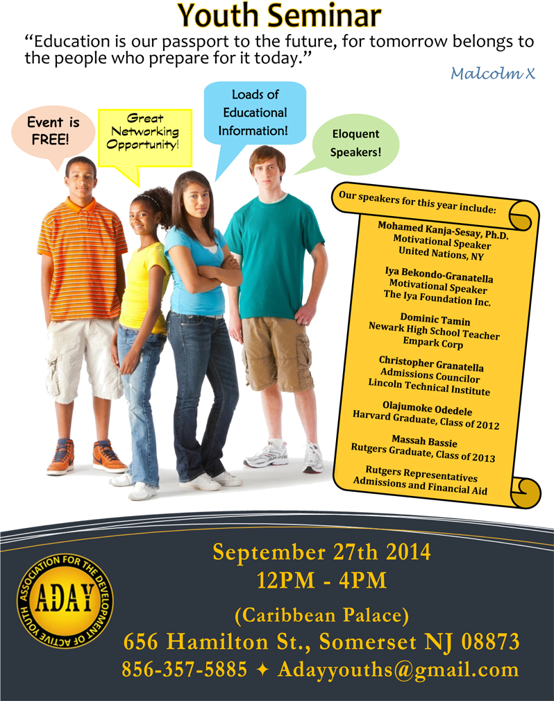 ADAY Conf Flyer 2014 (speakers)