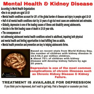 Mental Health and Kidney Disease