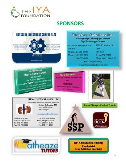 Sponsors - 2015 HA